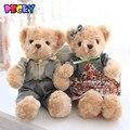 Becky Novo 2 PCS Kawaii Urso De Pelúcia Casal Série 30 cm (um par) macio Recheado Ursos De Pelúcia Crianças Boneca Brinquedos para Meninas Presente