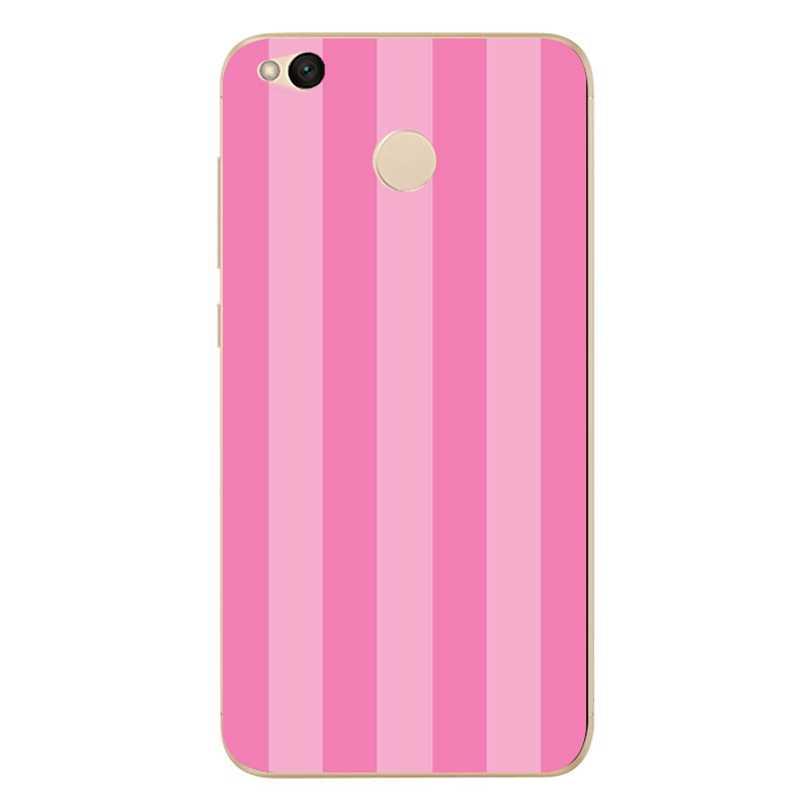 Pour Xiao mi rouge mi 4X4 4A TPU coloré flore rose amour coeur peint étui Fundas pour Xiao mi A1 Note 4 Pro housse X016