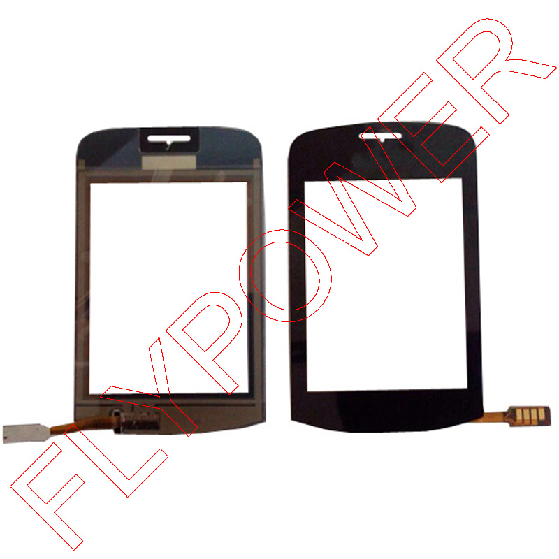 For Philips X518 Touch Screen digitizer Glass Black and white by free shipping; 100% warranty