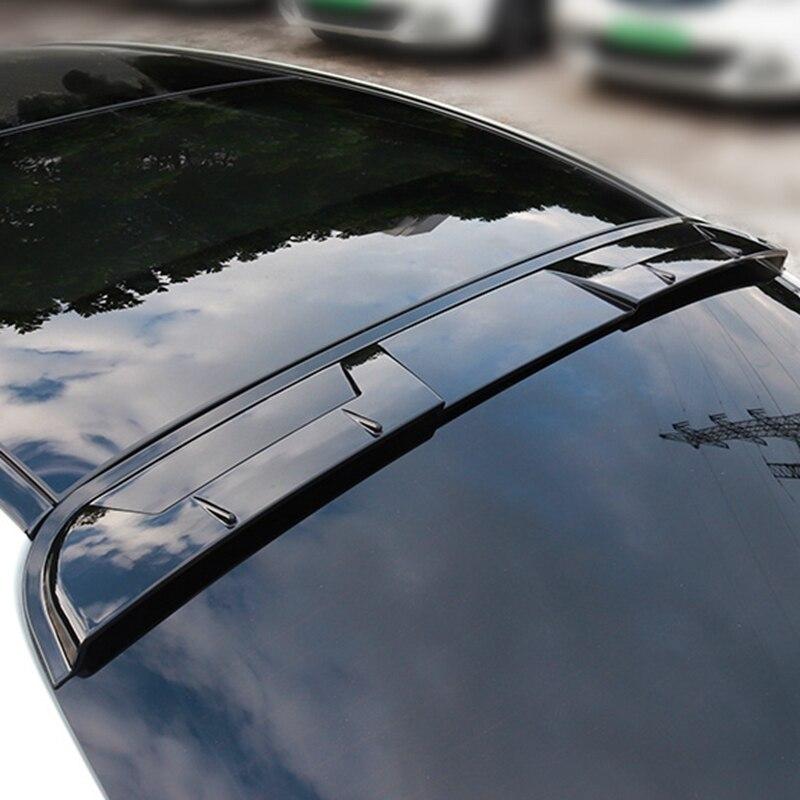 For Benz W205 roof Spoiler For Mercedes W205 Roof Spoiler 4 Door Sedan C63 C180 C200
