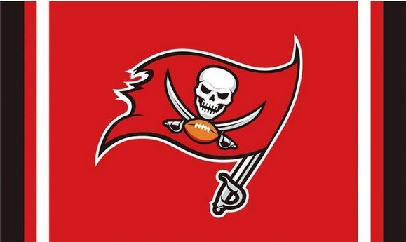 Tampa Bay Buccaneers Logo Stripe Flag 3ftx5ft Banner 100D Polyester  Customized Flag Metal Grommets 90x150cm 7ed689bef08