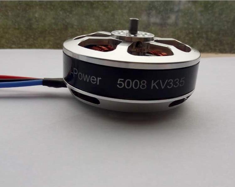 Image 2 - 5008 ii мотор дисковый двигатель необитаемый машина модель вала авиационный двигатель-in Детали и аксессуары from Игрушки и хобби