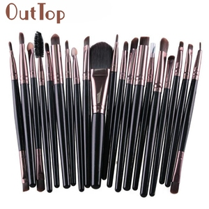 20pcs Makeup Brushes Set cosme