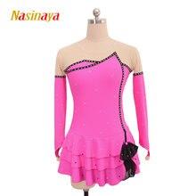 Платье nasinaya для фигурного катания на коньках индивидуальное