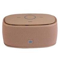 Kingone K5 Беспроводной super bass мини-приложение Bluetooth стерео музыку Динамик Универсальный Цвет: желтовато-розовый