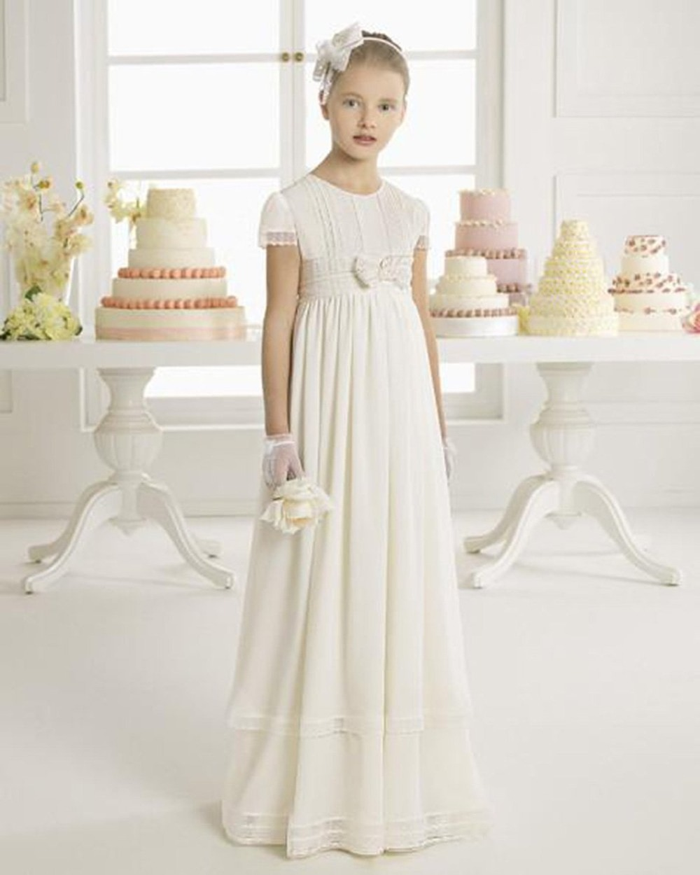 Popularne First Communion Dresses for 12 Year Olds- kupuj tanie ...