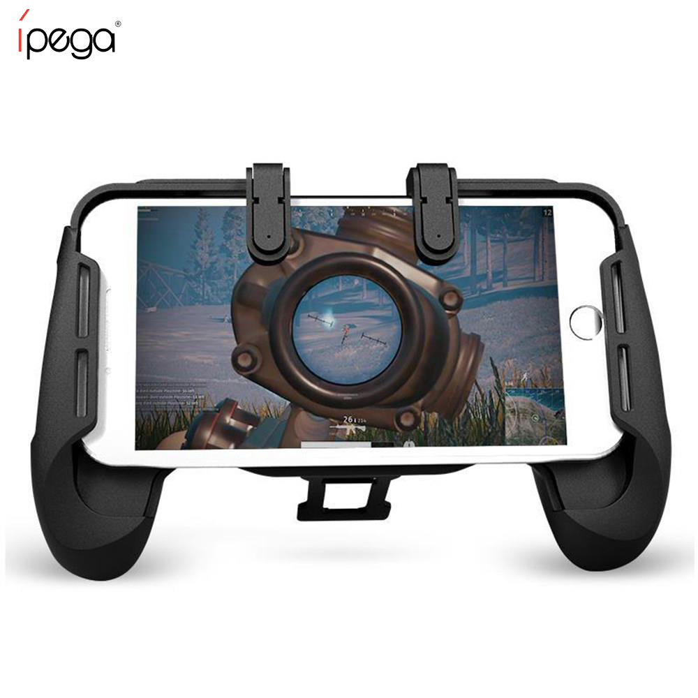 Ipega PG-9101 Pubg Phone Controller Hand Grip Gampads Smart