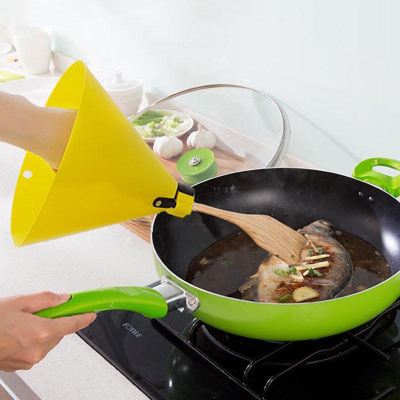 New Arrival Removable Anti Oil Splashing Cooking Splatter