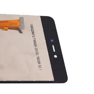 Image 5 - Pour BQ S5032 LCD écran tactile numériseur composant remplacement pour BQ 5032 BQS 5032 BQS 5032 LCD panneau pièces de réparation