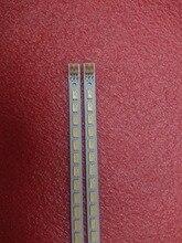 新 2 個 * 72 led led バックライトストリップ東芝 46SL412U LTA460HQ12 LED46K16X3D 46 ダウン LJ64 03035A そり 2011SGS46 5630