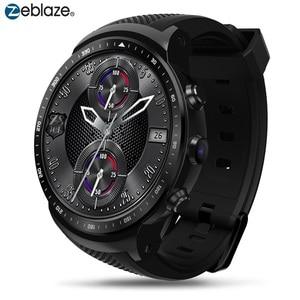 Image 5 - 기존 Zeblaze 스마트 시계 토르 프로 3G 안드로이드 Smartwatch RAM 1GB + ROM 16GB 안드로이드 5.1 GPS 와이파이 블루투스 다이얼 손목 시계