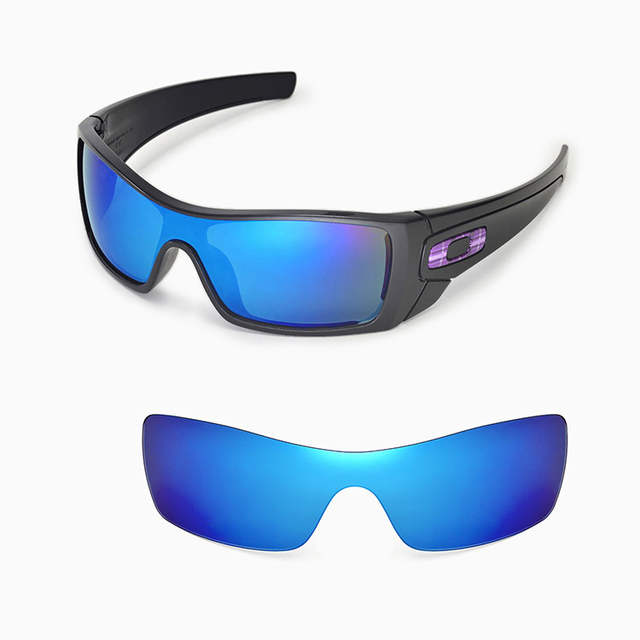 d38cfc2058d7 Walleva Polarized Replacement Lenses for Oakley Batwolf Sunglasses 5 colors  available-in Accessories from Apparel Accessories on Aliexpress.com    Alibaba ...