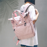 School Bag Wemen Korean Style Harajuku Ulzzang High School Preppy Style Joker 15 6 Computer Backpack