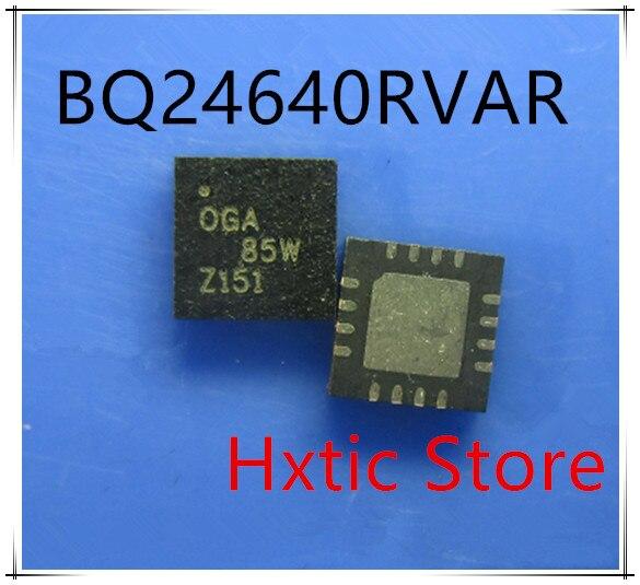 NEW 10PCS LOT BQ24640RGER BQ24640RGET BQ24640 MARKING OGA QFN 16 IC
