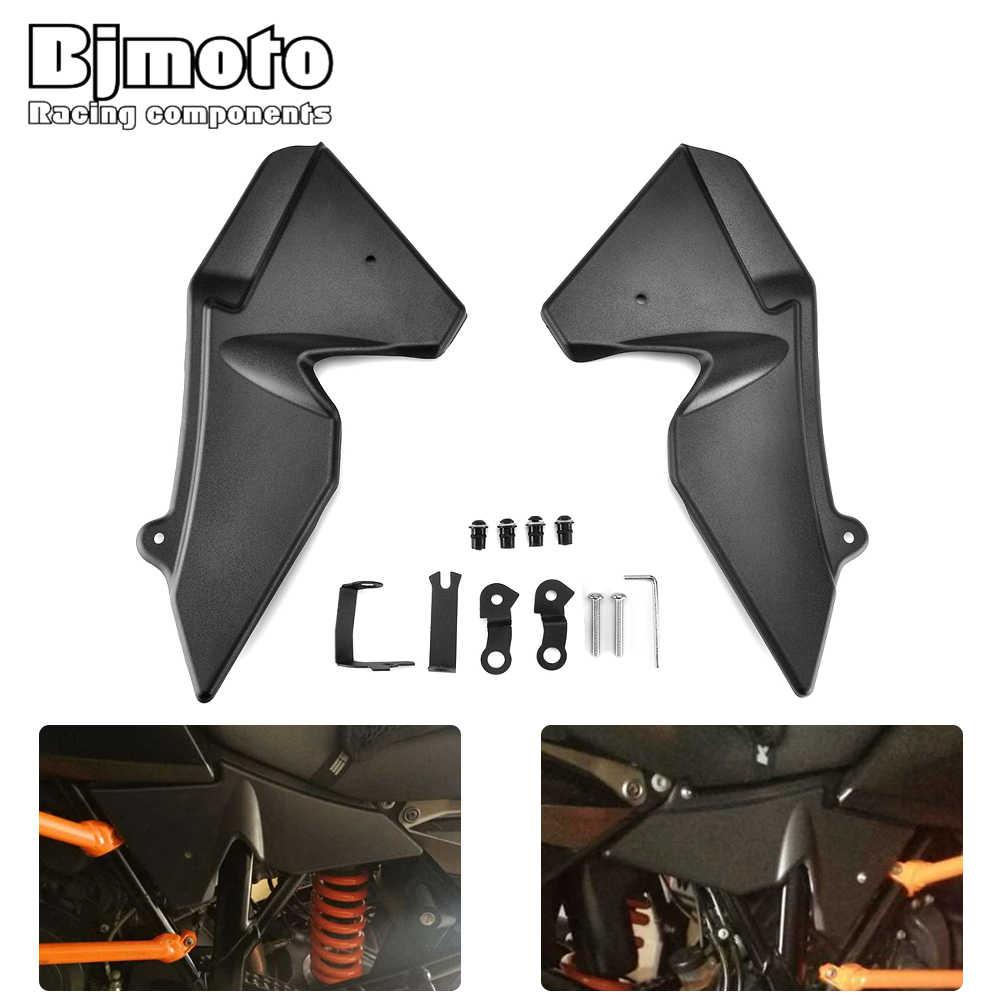 BJMOTO Xe Máy Moto xe đạp Tản Nhiệt Bao Bảng Điều Khiển Bên Hông Cho KTM 1290 Super Adventure 1050 1090 1190 Phiêu Lưu ADV R/ t/S Bảo Vệ