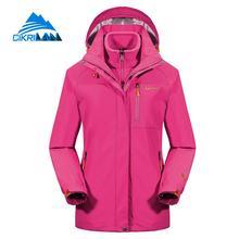 Hot Sale Winter Warm Ski Hiking Camping Outdoor Jacket Women Windstopper Waterproof Sportswear Coat Snowboard Jaqueta Feminina