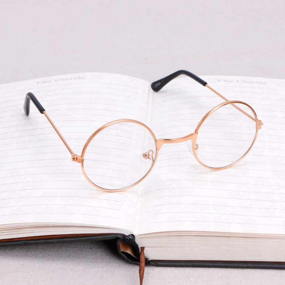 Accesorios de ropa de bebé recién nacido niña niño gafas planas accesorios de fotografía Caballero estudio Shoot