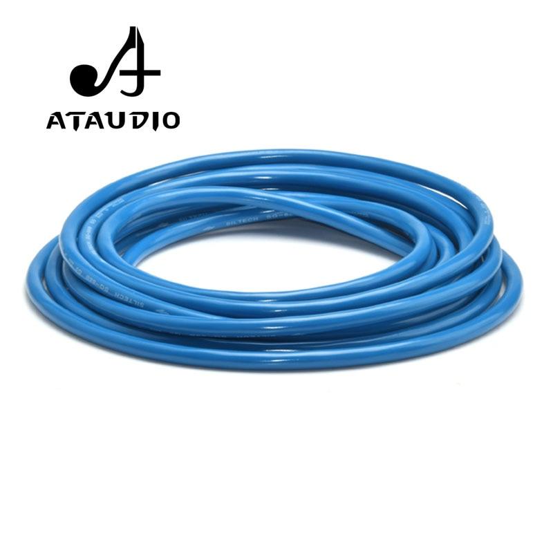 ATAUDIO G5 Silver plated Hifi RCA XLR Bulk Cable For Diy High Silver Audio Interconnect Bulk