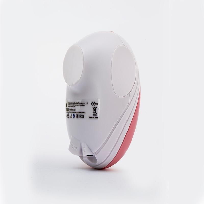 Angelsounds портативный карманный фетальный допплер детский звук сердцебиение беременных допплер пренатальный датчик для отслеживания плода 3 МГц бытовой забота о здоровье