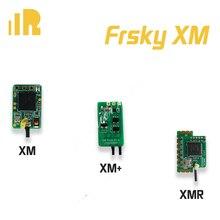 FrSky Ultra hafif 16CH XM XM + alıcı SBUS 6CH XMR PWM RC Multicopter Drone için D16 modu uyumlu 50% kapalı
