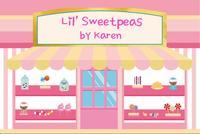 MEHOFOTO Sweet Shop Baby Birthday Photographic Background Customized Photography Backdrop Photo Studio