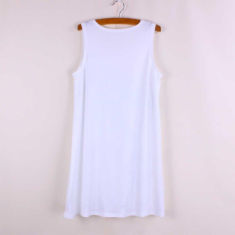 Масляная живопись Зебра Синяя Женская одежда 2015 новый дизайн последние хорошего качества Клубные платья без рукавов свободная дешевая женская одежда