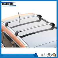 High quality 2 PCS  Aluminium alloy roof rack rail cross bar fit for MACAN Luggage Carrier