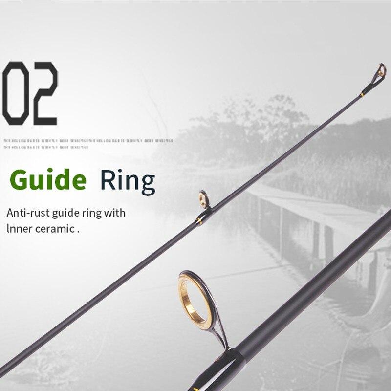 carbono vara de pesca 18 m 2 03