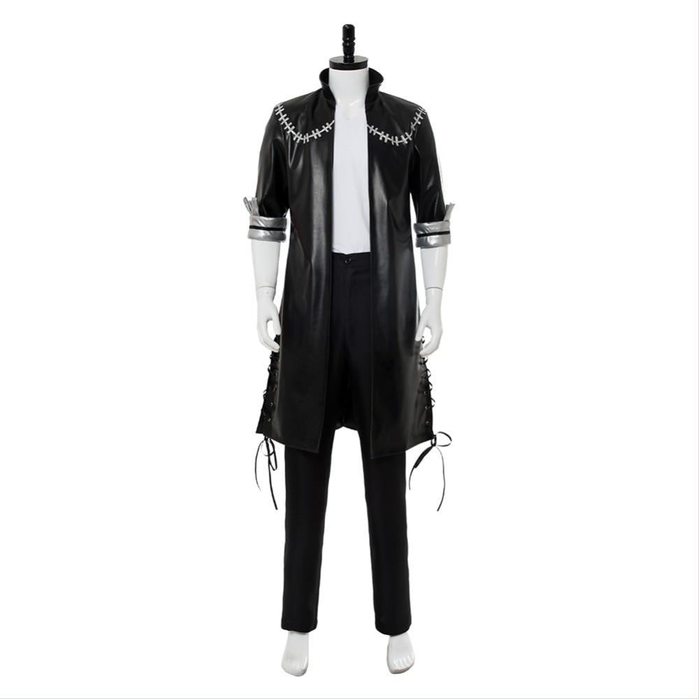 My Hero Academia Cosplay Costume Boku no Hero Academia villain Dabi Cosplay Costume Outfit Adult Men Halloween Carnival Costumes