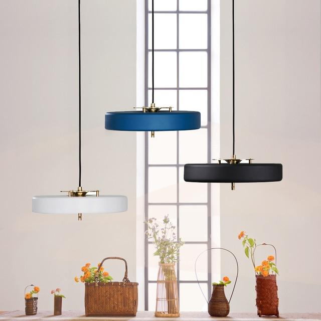 Moda colorido moderno madera Lámparas colgantes lamparas diseño ...