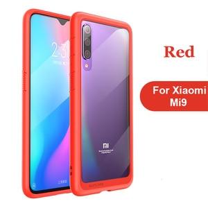 Image 4 - For Xiaomi MI 9 Case SUPCASE UB Style Anti knock Premium Hybrid Ultra Thin Protective TPU Bumper + PC Clear Cover For XiaoMi Mi9