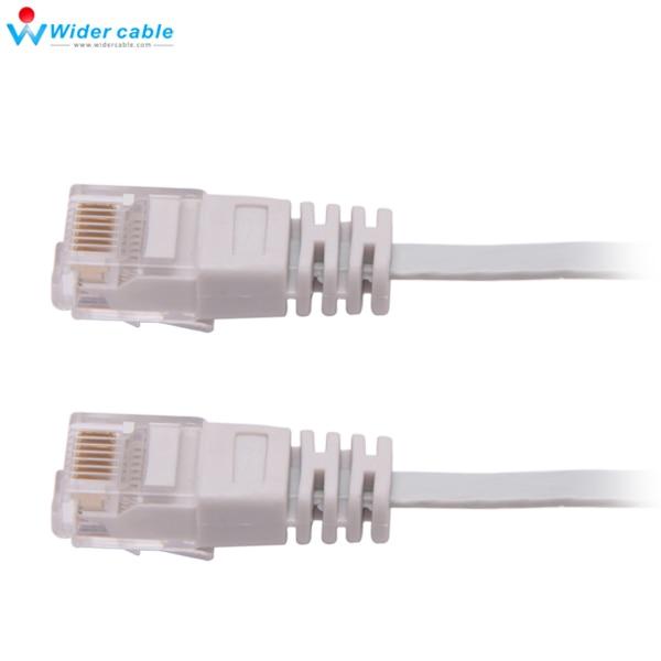 2m Short Rj45 Ethernet Network Cable Full Copper Cat6