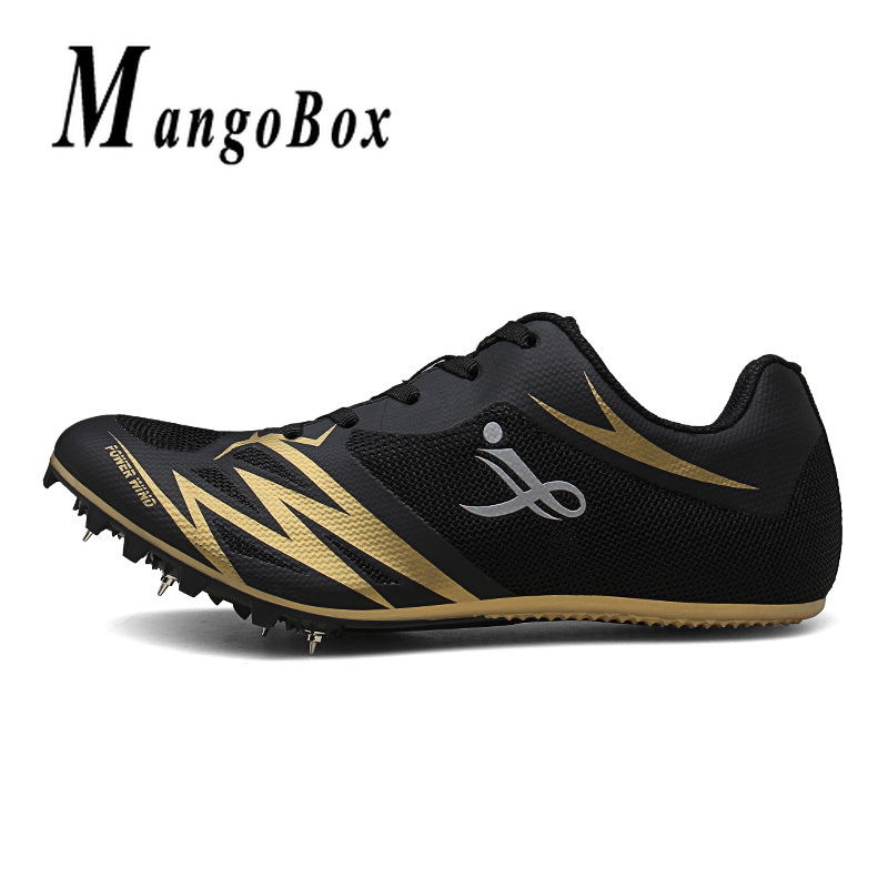 New Cool Unisex Spikes Shoes Athletics Running Spikes Men Women Track And Field Spikes Feiyue Shoes Anti-slip Shoes Men Health Fine Quality Running Back To Search Resultssports & Entertainment