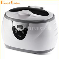 Nail Tools Sterilizer 600ML Ultrasonic Cleaner Metal Tool Salon Beauty Equipment Free Shipping