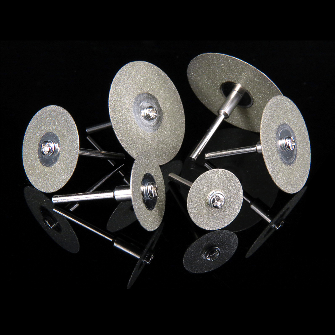Accessories Diamond Grinding Wheel Saw Mini Circular Saw Cutting Disc Rotary Tool Diamond Disc For Dremel Rotary Tools
