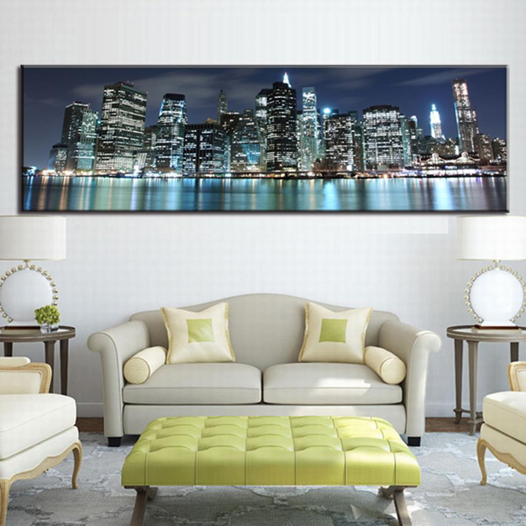 Super Large Canvas Painting Home Decor Single Picture Living Room ...