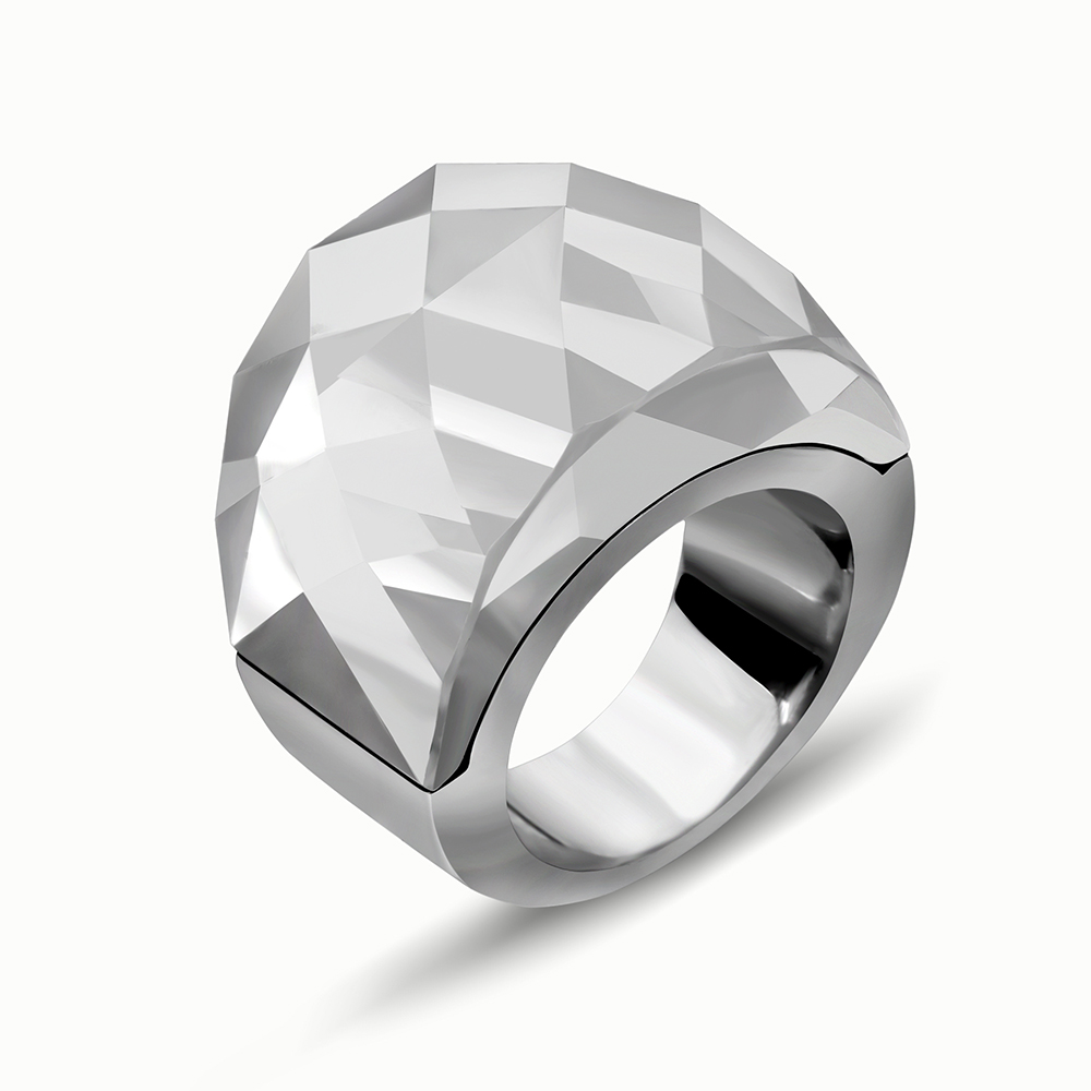 wholesale stainless steel wedding jewelry supplies big zircon rings for women in engagement. Black Bedroom Furniture Sets. Home Design Ideas