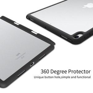 Image 3 - IPad kılıfı Pro 10.5 WOWCASE sert geri durumlarda kalemlik mükemmel maç akıllı klavye İnce arka kapak iPad hava 3 için 2019