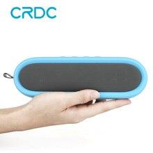 CRDC Pole Kolumny Basowe Przenośne głośniki Bezprzewodowe Bluetooth Mini Głośnik Niskotonowy Stereo Wodoodporny Głośnik dla iPhone Xiaomi