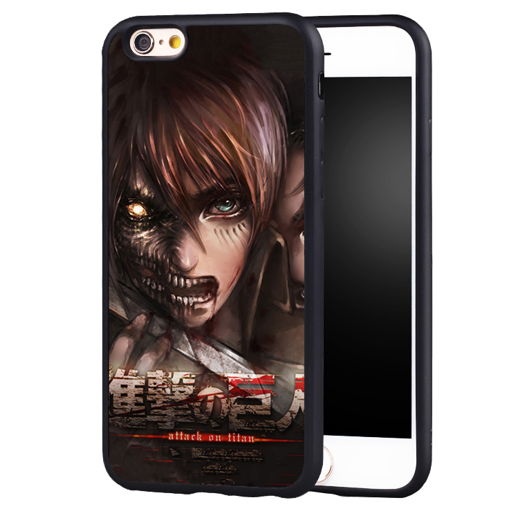 Shingeki no Kyojin Attack on Titan Manga Anime Comic Levi case cover for Samsung Galaxy s4 s5 s6 S7 edge S8 plus note 2 3 4 5