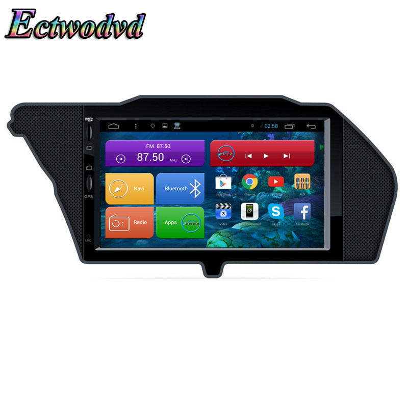 Ectwodvd Quad Core Android 6.0 Car DVD GPS Navigation Radio for Mercedes Benz GLK X204 2008 2009 2010 2011 2012 2013 2014