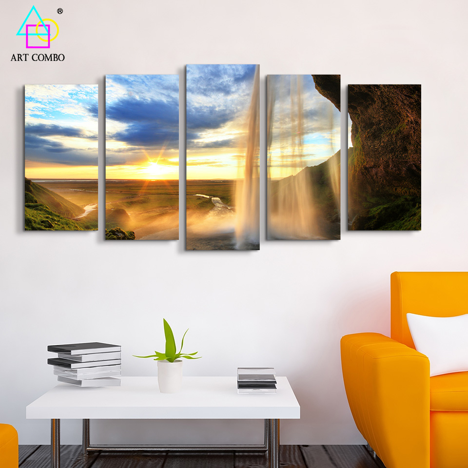 Wall Paintings For Living Room Online Get Cheap Nature Wall Painting Aliexpresscom Alibaba Group
