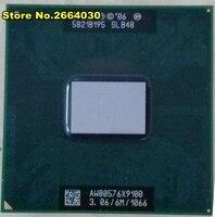 Laptop Cpu Processor Intel Original CPU X9100 SLB48 X 9100 SLB48 3 06G 6M 1066