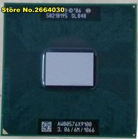 Laptop Cpu Processor Intel Original CPU X9100 SLB48 X 9100 SLB48 3 06G 6M 1066