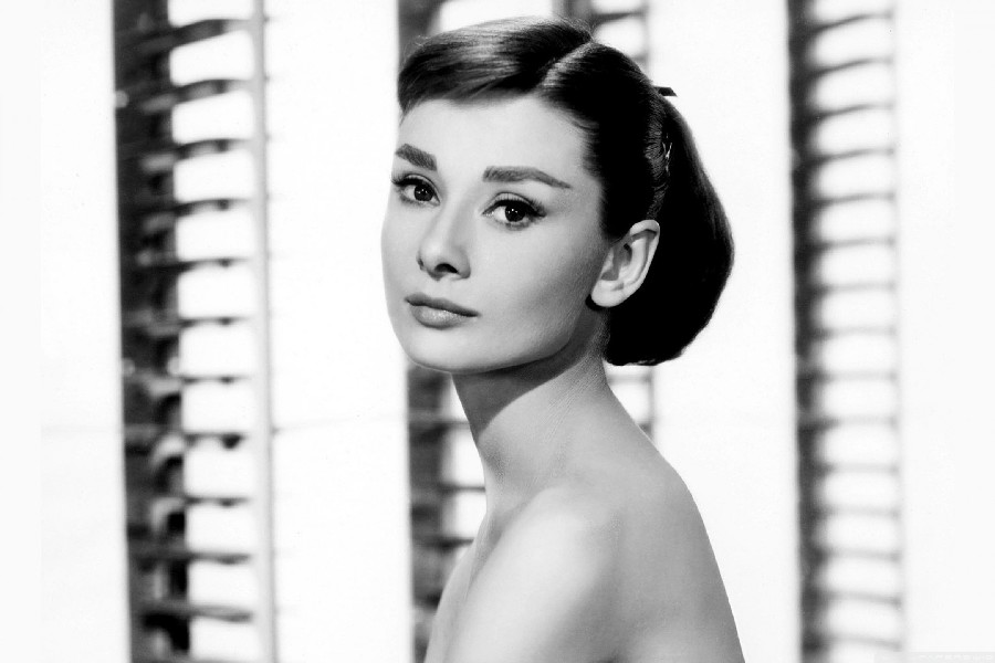 Diy Frame 4pcs Choose Audrey Hepburn Sexy Superstar Posters And