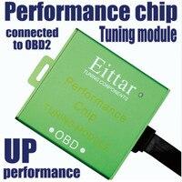 OBDII OBD2 성능 칩 튜닝 모듈 Lmprove 연소 효율 저장 연료 자동차 액세서리 포드 Mondeo 2003 +