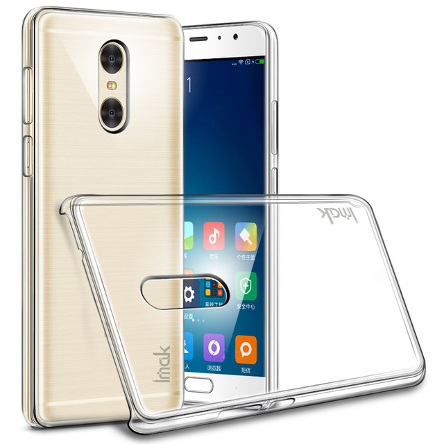 outlet store 56266 8bea1 US $5.29 |IMAK Red Mi Note 4 Crystal Hard Plastic Case Cover For Xiaomi  Redmi Note 4 Pro Note4 Transparent Back Case Phone Cover on Aliexpress.com  | ...