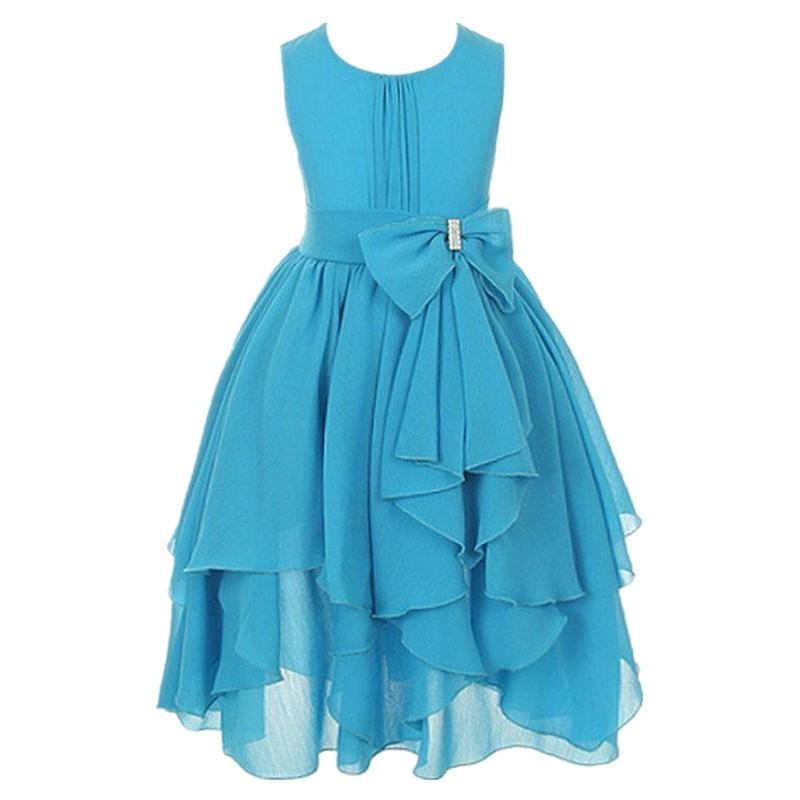 Подробнее о For Kids Costumes Girl Party Wedding Dress Baby Summer Flower Girls Dress Irregular Chiffon Ruffled Bow Princess Tutu Dresses baby 2017 flower children girl costumes kids princess party wedding dresses brazil girls clothes teen girl evening chiffon dress