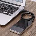 """Super Speed 2.5 """"SATA SSD HDD Unidad de Disco Duro USB 3.0 6 Tarjeta de Adaptador Convertidor 5gbps Caso Caja Externa Caddy"""