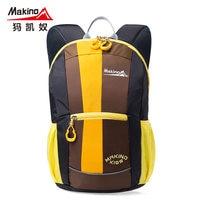 MBB9561 Makino Outdoor Backpack Kids Sports Bag Mountaineering Waterproof Big Capacity 20L Mountain Backpacks